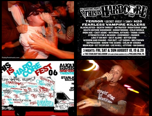 image for Episode 36 Back To the Beginning: This Is Hardcore 2006.