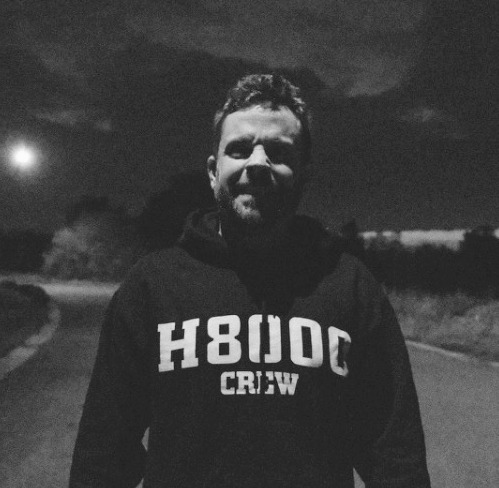 image for Episode 55 Mikey Hood. Sacramento Hardcore King